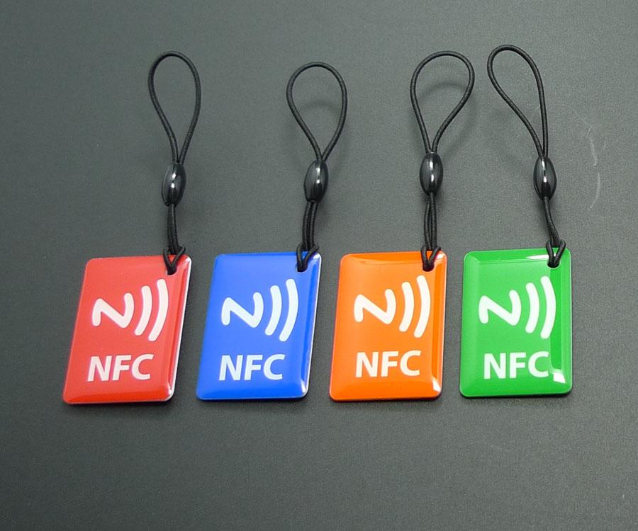 NFC应用模式分析
