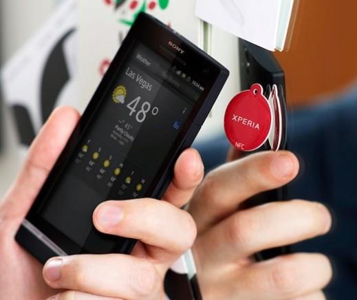 2013年NFC手机出货量暴增
