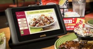 不用离开餐桌就能付款,Applebee's餐厅将配置十万台NFC平板电脑