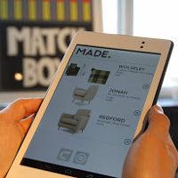 Made.com伦敦推广NFC技术提示客户体验