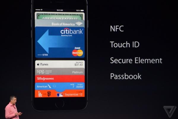从iPhone4开始等待,今天iPhone6终于支持NFC移动支付啦!