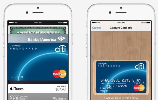 苹果挖角Visa欧洲NFC高管,发力NFC移动支付