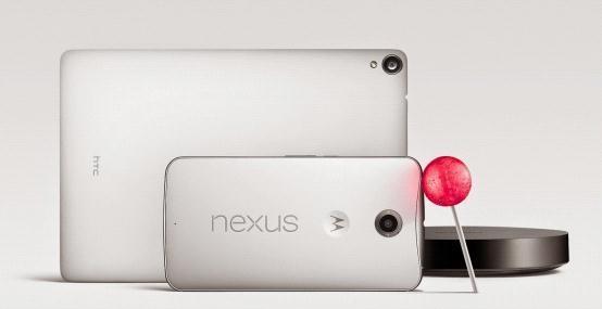 Google发布Android 5.0新功能支持NFC备份手机全部内容