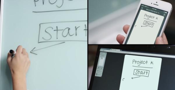 Smart Kapp发布智能白板可NFC快速配对发送截图