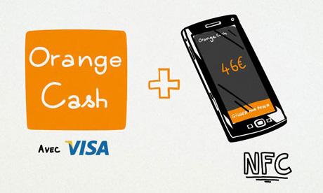 """法国电信运营商Orange宣布在法国全境推出名为""""Orange Cash""""的移动支付业务"""
