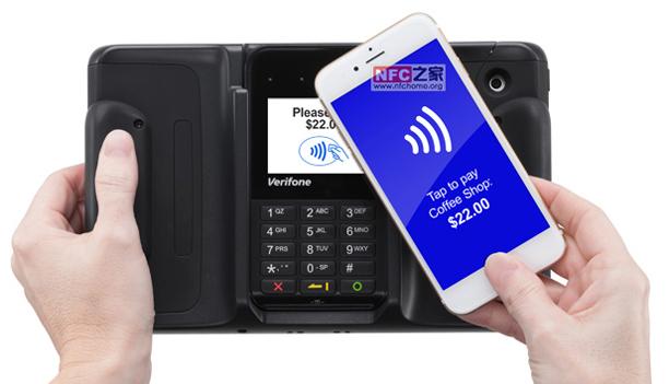 全球2016年支持NFC的POS终端出货量1600万