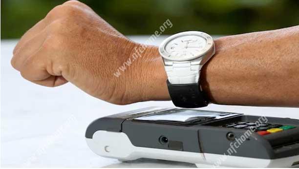 DIY自己的NFC移动支付手表